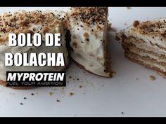 Bolo de Bolacha Com Whey   Receitas Myprotein Portugal  http://www.pt.myprotein.com/