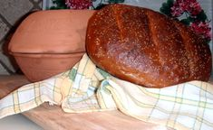 Another romertopf/clay pot bread recipe