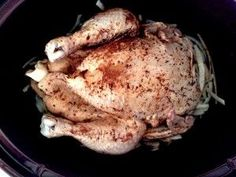 Crock Pot Chicken -