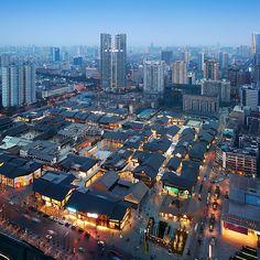 成都远洋太古里两周年大盘点一个商业综合体定义一座城市的方式