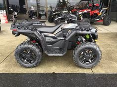 New 2017 Polaris Sportsman XP 1000 Stealth Black ATVs For Sale in Oregon.