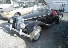 1954 MG MGB VIN: HDA461965