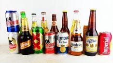 """The Great Paste """"Mexican"""" Lager Tournament: 16 Beers, Blind-Tasted and Ranked Mexican Beer, Blinds, Past, Bottle, Weather, Past Tense, Shades Blinds, Flask, Blind"""