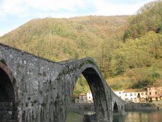 Borgo a Mozzano - Devil's Bridge