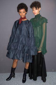 Chloé Fall 2016 Ready-to-Wear Fashion Show Beauty