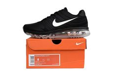 pick up 2527b f04d1 We Are Your Right Choice to get New Coming Nike Air Max 2017 Top Running  Shoes Mens Black White Hot Online