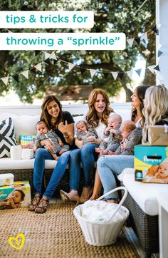 Every new baby is worth celebrating. Rather than hosting a full-on baby shower, check out this article for some helpful tips and tricks on how to throw a sprinkle. This mini party is a great way to stock up on some much needed baby supplies, like Pampers Swaddlers diapers, while also having fun with your friends and family. Click here to learn more.