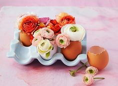 Egg-cellent Centerpiece #easter #recipes
