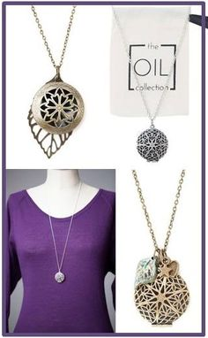 Fantastic deal on these beautiful diffuser necklaces!!  Only $10-$15 for most designs!   Unlike most other inexpensive diffuser necklaces, these include 30″ chains with lobster claw clasp and several replaceable diffuser pads!  Several designs even come with a cloth pouch for gifting and storing necklace.  Nickel, cadmium, and lead free.  They'd make fabulous Christmas presents (for yourself or someone else).