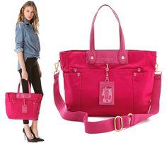 Fushia Marc Jacobs! $348 lovvvveeee this bag
