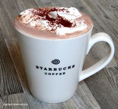Rezepte mit Herz   ♥: Caffe Mocha a la Starbucks