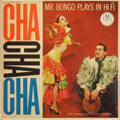 Jack Costanzo: Mr. Bongo Plays Hi-Fi Cha Cha (Tops)