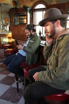 Matt Kliegman & Carlos Quirarte