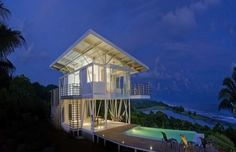 My favorite of The 10 Most Environmentally Friendly Homes