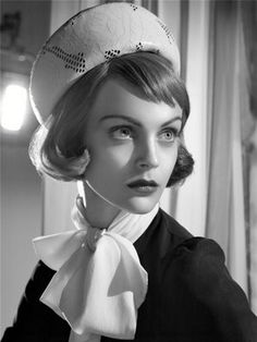 Black & White | Vintage | Wet Behind The Ears
