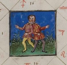 Even with one head it  is hard to decide where to go. HeidelbergUB Cpg833