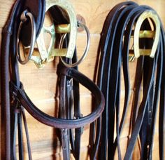 <3 Horseshoes, Tack and Equestrian Style Details... www.juliebrowningbova.com