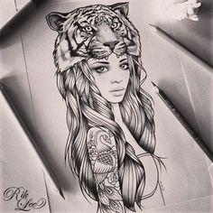 Rik-Lee Illustration
