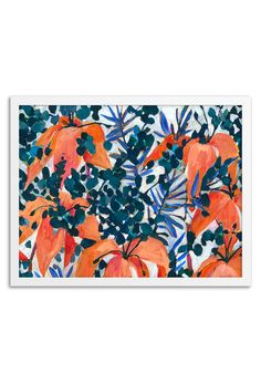 Velvetine Framed Print - Lulu DK Framed Prints - Decor