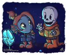 Image result for undyne x papyrus