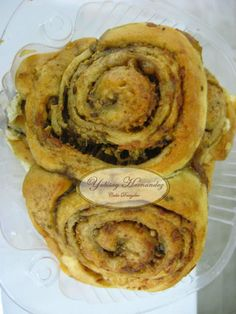 Yubisay Hernández: Panadería Artesanal