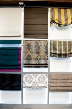 The Shade Store's Midtown Flagship Showroom. #custom #shades #blinds #drapes #design #inspiration #windowtreatments