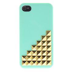EUR € 4.13 - Housse de protection en or de style échelle arrière dur pour iPhone 4/4S (facultatif couleurs), livraison gratuite pour tout ga... Coque Iphone 4, Iphone 4s, Iphone Cases, Cheap Iphones, Ladder, Triangle, Gold, Apple, Cases