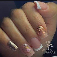 Fancy Nails, Pretty Nails, Super Cute Nails, Jugend Mode Outfits, Oval Nails, Manicure E Pedicure, Best Acrylic Nails, Beauty Nails, Hair And Nails