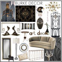 """""""Art Deco Set 3"""" by szaboesz on Polyvore"""