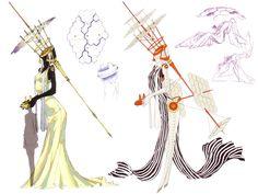 Himiko Persona Concepts - Characters  Art - Persona 4