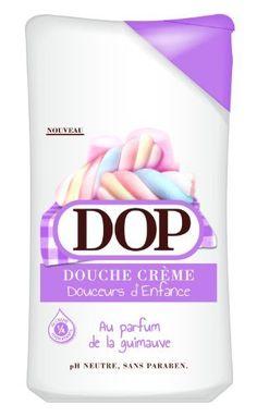 Dop – Douche Crème Douceurs d'Enfance au Parfum de la Guimauve – 250 ml: Son parfum poudré glacé au sucre enveloppera votre peau de…