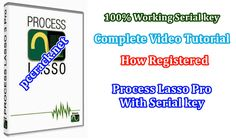 Process Lasso Pro 8.9.8.52 With Serial key Free Download