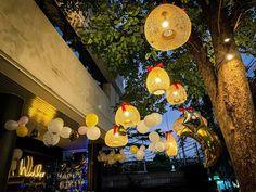 Bamboo Lamp, Christmas Bulbs, Holiday Decor, Home Decor, Interior Design, Home Interior Design, Home Decoration, Decoration Home, Interior Decorating