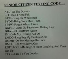gotta remember this for when i work with the old folks! ;)