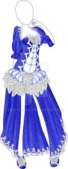Dress Auction 01 - Closed by Tropic-Sea.deviantart.com on @DeviantArt
