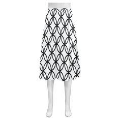 round tile pattern Mnemosyne Women