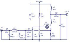Simple Field Strength Meter | Hamradio | Ham radio antenna ...
