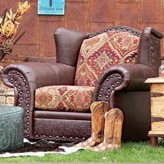 NRS Pawnee Furniture Collection - Armchair