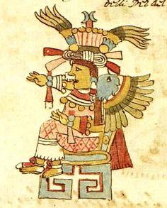 Xochiquetzal - Aztec