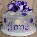 Cake Carriers As Gifts With A Cake Of Coarse!