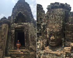 Temples of Angkor – The Girls Who Wander Angkor, The Girl Who, Temples, Cambodia, Wander, Girls, Nature, Travel, Little Girls