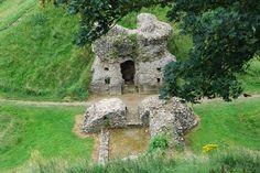 Castle Acre-Norfolk England