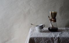 Métodos de preparo do café: Chemex