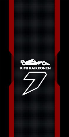 formula 1 'Kimi Raikkonen iPhone Case by New Ferrari, Ferrari Logo, Formula 1 Car Racing, Never Settle Wallpapers, Mercedes Petronas, Mercedes Benz Wallpaper, Bike Stickers, Wallpaper Space, Racing Stripes