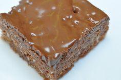 tease-spoon of sugar: Mars Bar Squares