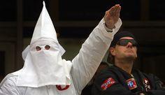 KKK Recruiting Fliers Found On Long Island Railroad Train