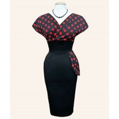 Vestido Pin Up Jezebel