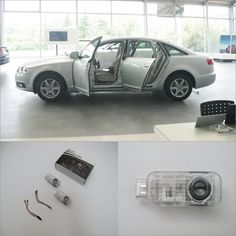 For Audi A6L 20052011 Door Ghost Shadow Lights Ca Price: $19.21 Buy From AliExpress:http://ift.tt/2boINyU