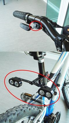 Bicycle indicators - DIY