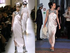 Charlotte Casiraghi at the 2010 Rose Ball. (Spring 2010 Couture).